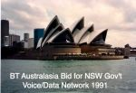 NSW Network Bid 1991